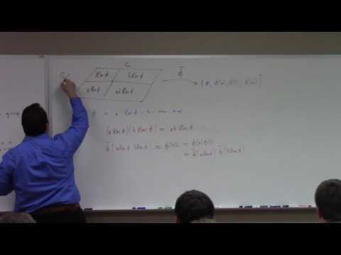 Abstract Algebra: L15, first isomorphism theorem and select applications, 10-5-16