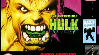 The Incredible Hulk (Snes) Full Soundtrack