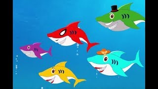 Baby Shark Song Faster New Version 2018 | Best Song For Kids | Nursery Rhyme For Kids