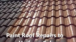 Roof Tiles Sealant E And L Roofing
