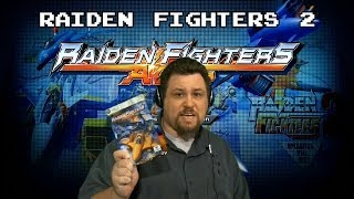 Raiden Fighters 2 - Raiden Fighters Aces (Part 2/3) (Xbox 360) - Croooow Plays