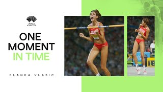 Blanka Vlasic Reflects on Berlin 2009 World Championships High Jump Final  | One Moment in Time