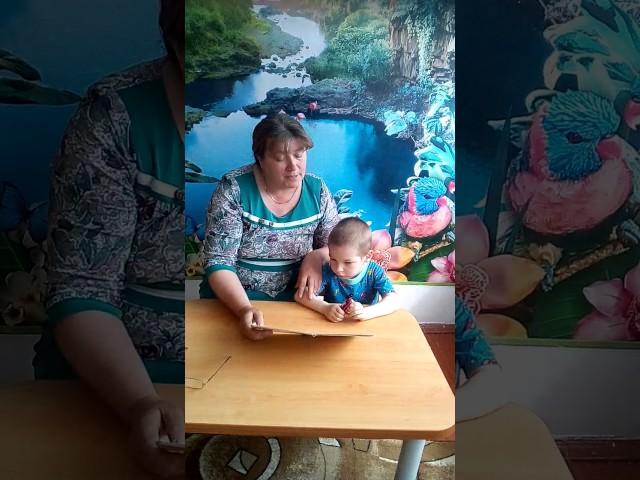 Изображение предпросмотра прочтения – ОльгаСеленина читает произведение «Гуси - лебеди» (Русский фольклор )