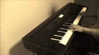楽譜はeliseを使用。左手のリズム・パターンが難しい・・・弾けてない箇...