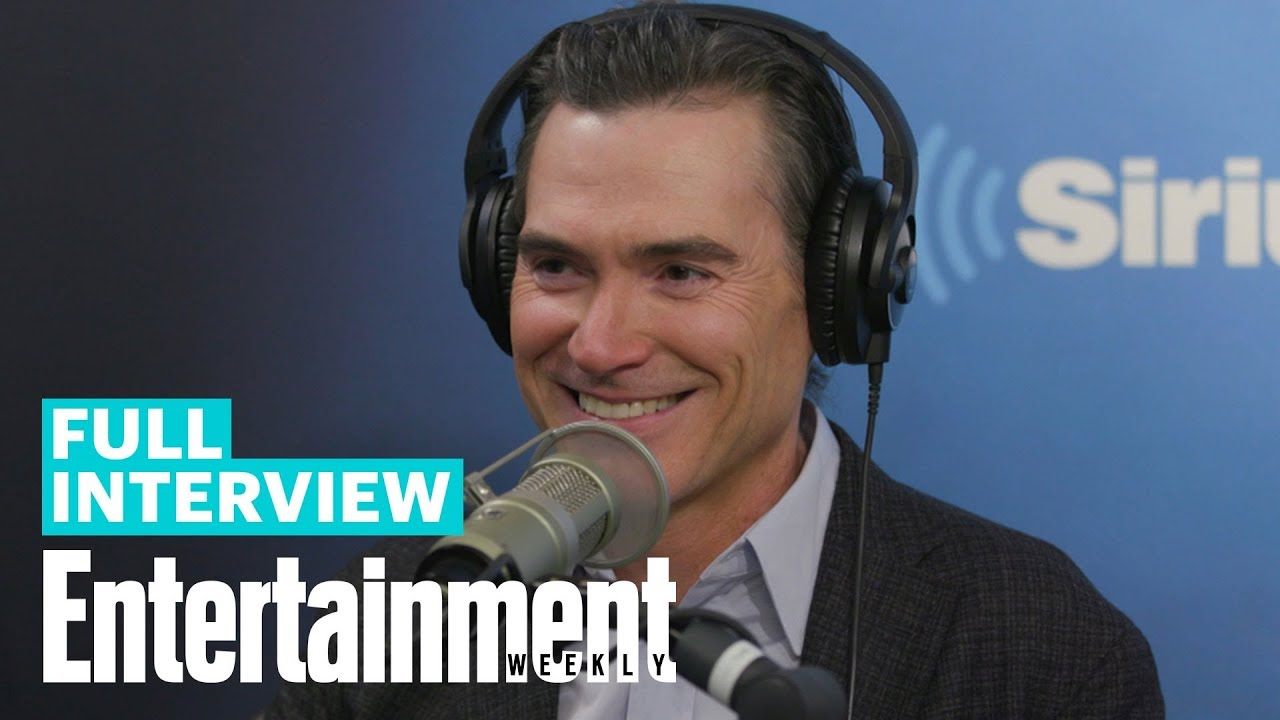 Billy Crudup Dishes On His New Series 'The Morning Show' & More