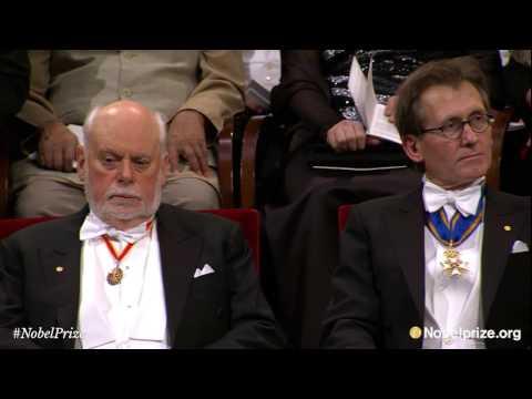 Nobel Prize Award Ceremony 2016