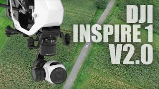 DJI Inspire 1 V2.0 Review | What