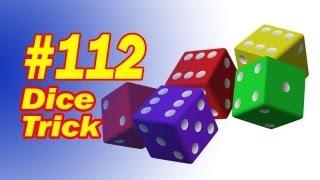 dice trick great magic trick for beginners