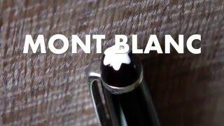 Mont Blanc Kugelschreiber
