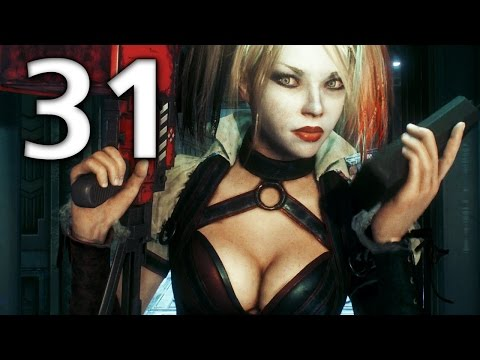 Batman: Arkham Knight Official Walkthrough 31 - Harley Quinn