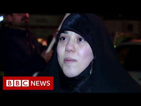 Iran Crisis: Tehran launches missile attack and President Trump responds - BBC News