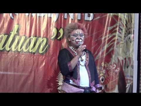 Dharma Shanti Nyepi Isaka 1938: Balinese Comedy Clekotong Mas