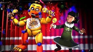 - FNAF SFM My Dear Friend 4 ROCKSTAR CHICA DANCING CHICKEN FNAF6 FFPS Animation