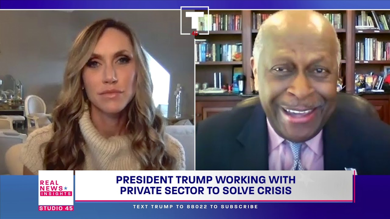 Real News Insights with Herman Cain