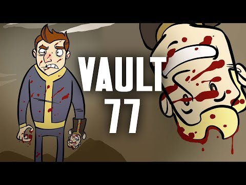 The Horrifying Legend of Vault 77 - Plus, The Merchants of Paradise Falls - Fallout 3 Lore