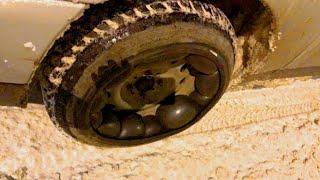 Подборка ЖЕСТЬ на СТО №136 ✅ ЛАЙФХАК ПО ЗАМЕНЕ МАСЛА!!!УПАЛ В ЯМУ!!!