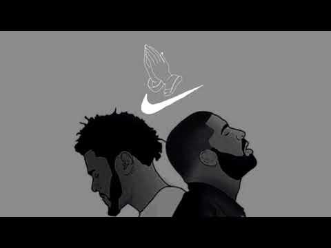Drake X J Cole Type Beat - Trust the Process