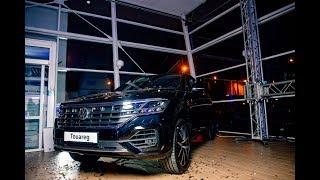 Презентація Нового Volkswagen Touareg у автосалоні КарпатиАвтоцентр - Volkswagen Чернівці