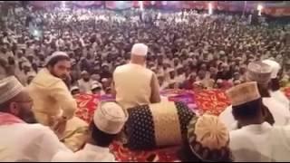 HAZRAT SHAH MUHAMMAD SAQLAIN MIYAN AT GUJAR BASTI HARIDWAR UTRAKHAND 23*7*2017