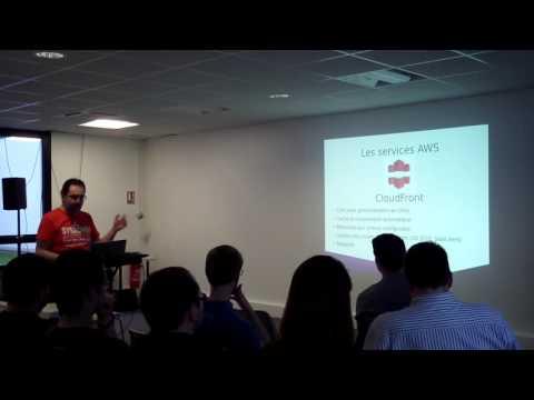 LAWS Meetup #2 - Lyon AWS User Group - Migration VPS vers IaaS AWS - Christophe Chaudier