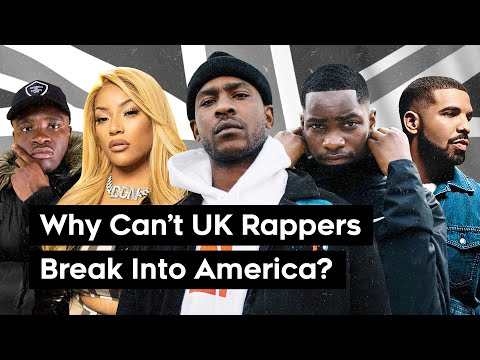 Why Do UK Rappers Fail in America?