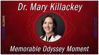 Dr. Mary Killackey - Memorable Moment Clip
