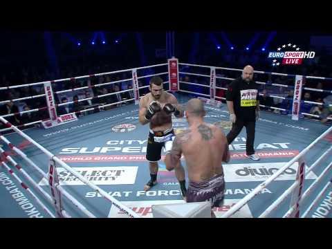 Ondrej Hutnik vs. Andrei Stoica ~ SuperKombat World Grand Prix Final ~ 21.12.2013 ~ 1080i