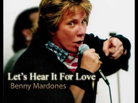 "Benny Mardones - ""Mighta Been Love"""