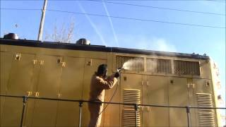 Nano Clear for Industrial Applications - Locomotive Video