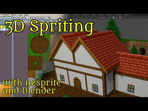 3D Spriting