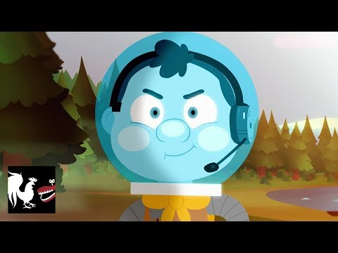 Camp Camp Season 2, Episode 10 - Space Camp Was a Hoax
