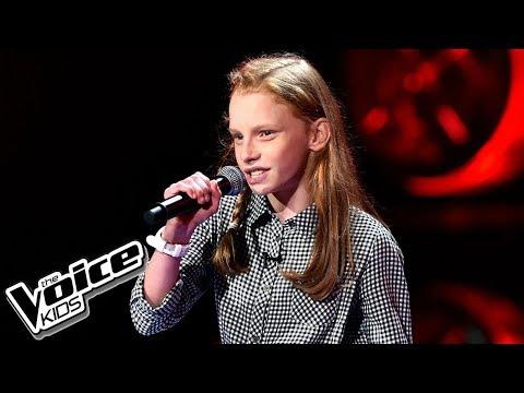 """Zosia Jakubiak – """"Stand By Me"""" – Przesłuchania w ciemno – The Voice Kids Poland"""
