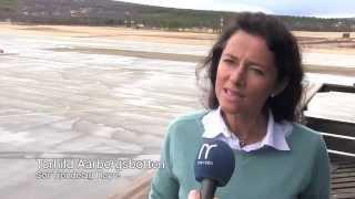 Torhild Aarbergsbotten om flyplassen på Røros