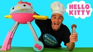 Hello Kitty Grill !    Toy Reviews    Konas2002