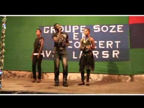 AVOCAT SOZE 2012  MAHABA YA FOU
