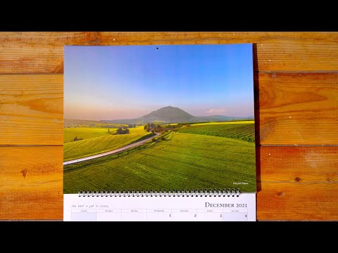 2021 Calendar,
