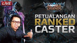Caster Dota Ngejar Legend Di Mobile Legends With - Petualangan Ranked Caster - 19 November 2017