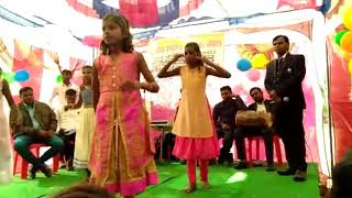 Mera Sona Sajan Ghar Aaya Dance Performed By Student Of New Vidhya English School
