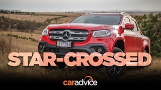 2018 Mercedes-Benz X-Class 250d Progressive review