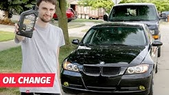 BMW Change Your Own Oil!