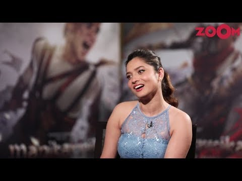Ankita Lokhande talks about Sushant Singh Rajput's comment on her look in Manikarnika | Exclusive