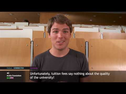 Student Life: How much does it cost to study in Germany?