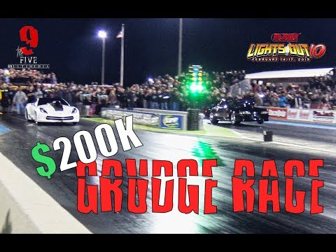 A $200,000 GRUDGE RACE!!! Ghost Vs. Jason X - Duck X Productions