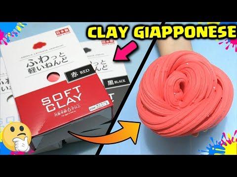 Provo la CLAY GIAPPONESE per gli SLIME: INCREDIBILE! BUTTER Slime con DAISO CLAY! By FrancyDreams