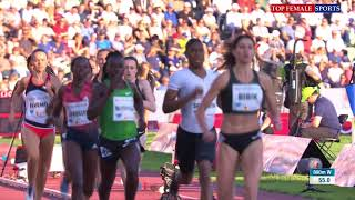 2018-06-07 - 800m - IAAF Diamond League - Oslo