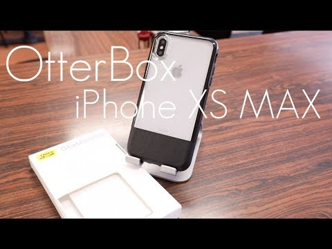 buy popular a6cf6 529a9 OtterBox Leather Statement Case - iPhone XS / MAX - Hands on Review!