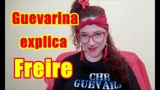 Baixar Guevarina explica Freire - Especial dia dos professores