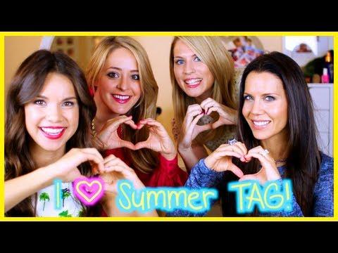 I ♥ Summer TAG! thumbnail
