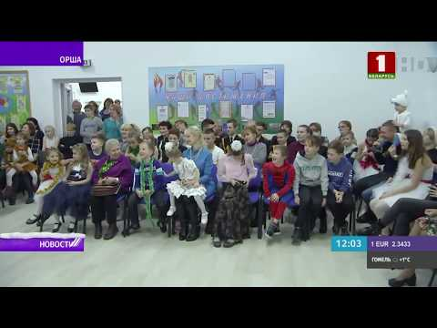 """Акция """"Наши дети"""" для семей из SOS-Детской деревни в Марьиной Горке"""