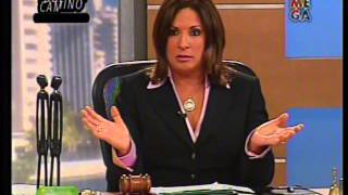 Caso Cerrado 2009 - El Miedo Lo Esconde Todo (1/3)